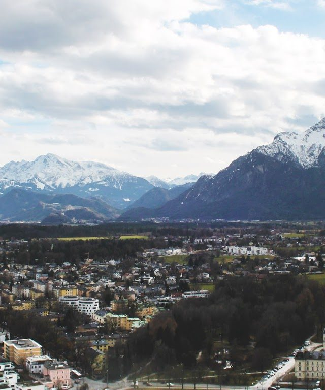 Salzburg Mountains