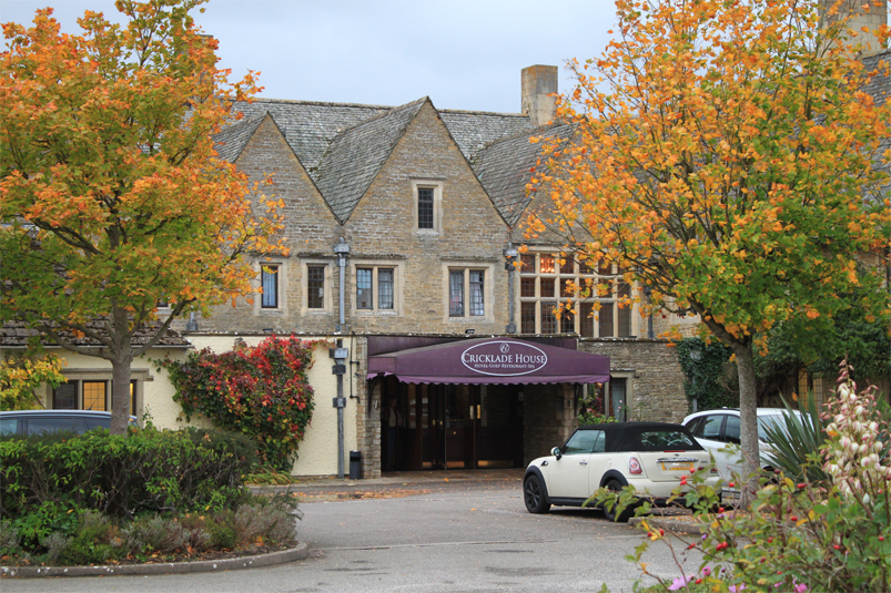 CRICKLADE HOUSE HOTEL | HOTEL REVIEW