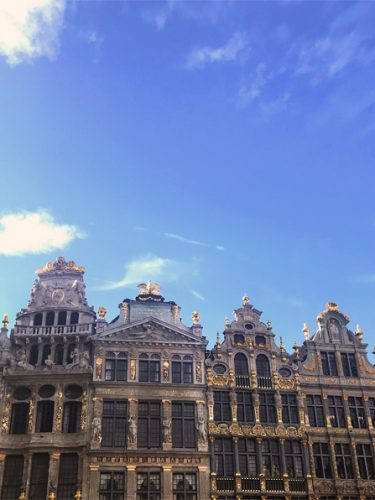 4 DIFFERENT THINGS TO TRY WHEN IN BRUSSELS
