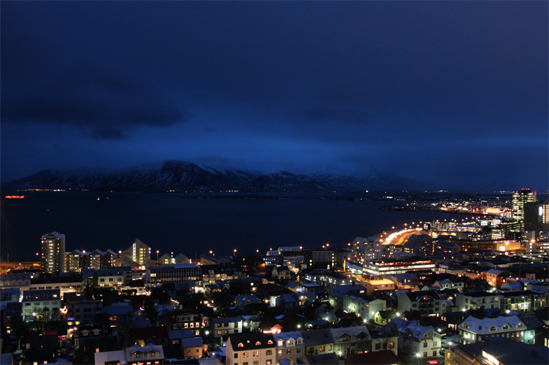 Night, Scenic, landscape, night view Iceland, travel, christmas, guide, stories, yule lads