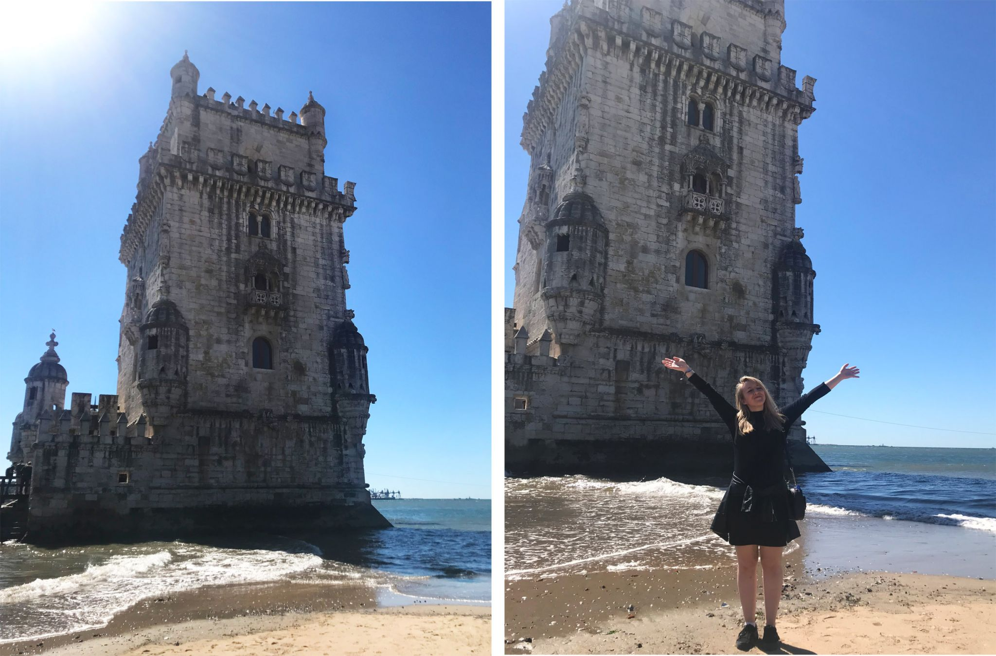 Belem Tower and Me