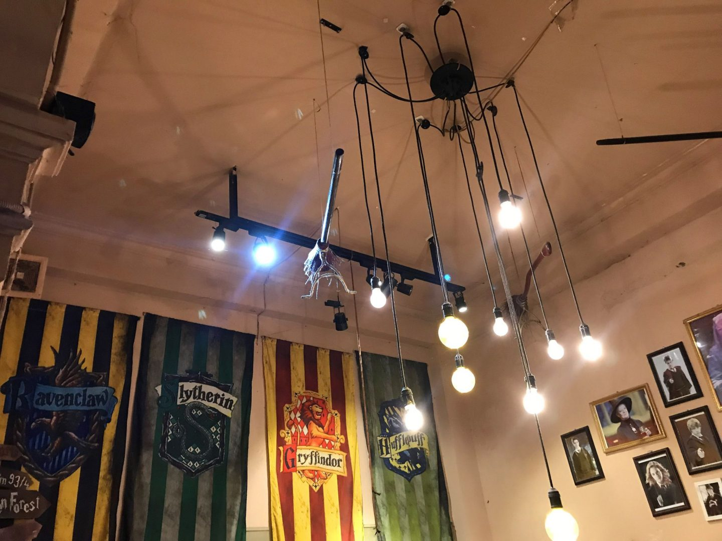Harry Potter Cafe Hanoi
