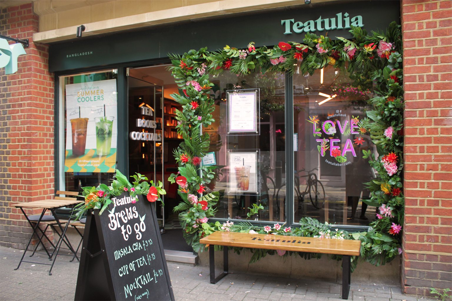 Teatulia Covent Garden Shop