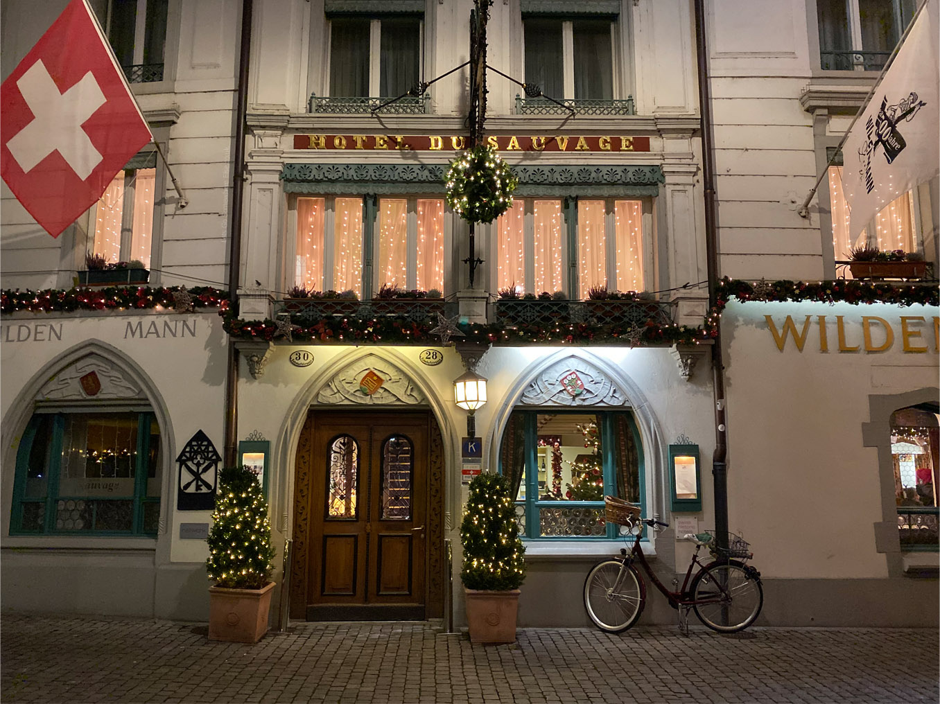 lucerne christmas decor budget switzerland