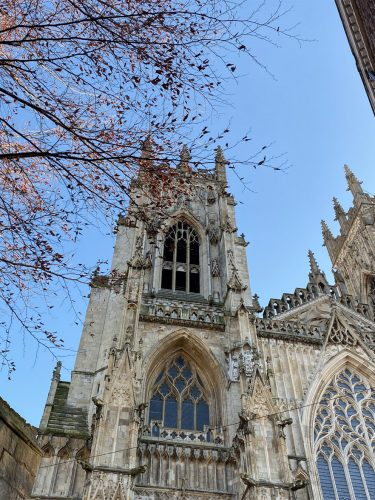 HOW TO SPEND A WEEKEND IN YORK