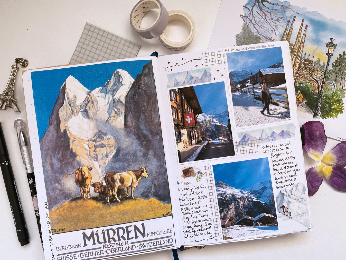 Switzerland Travel Journal