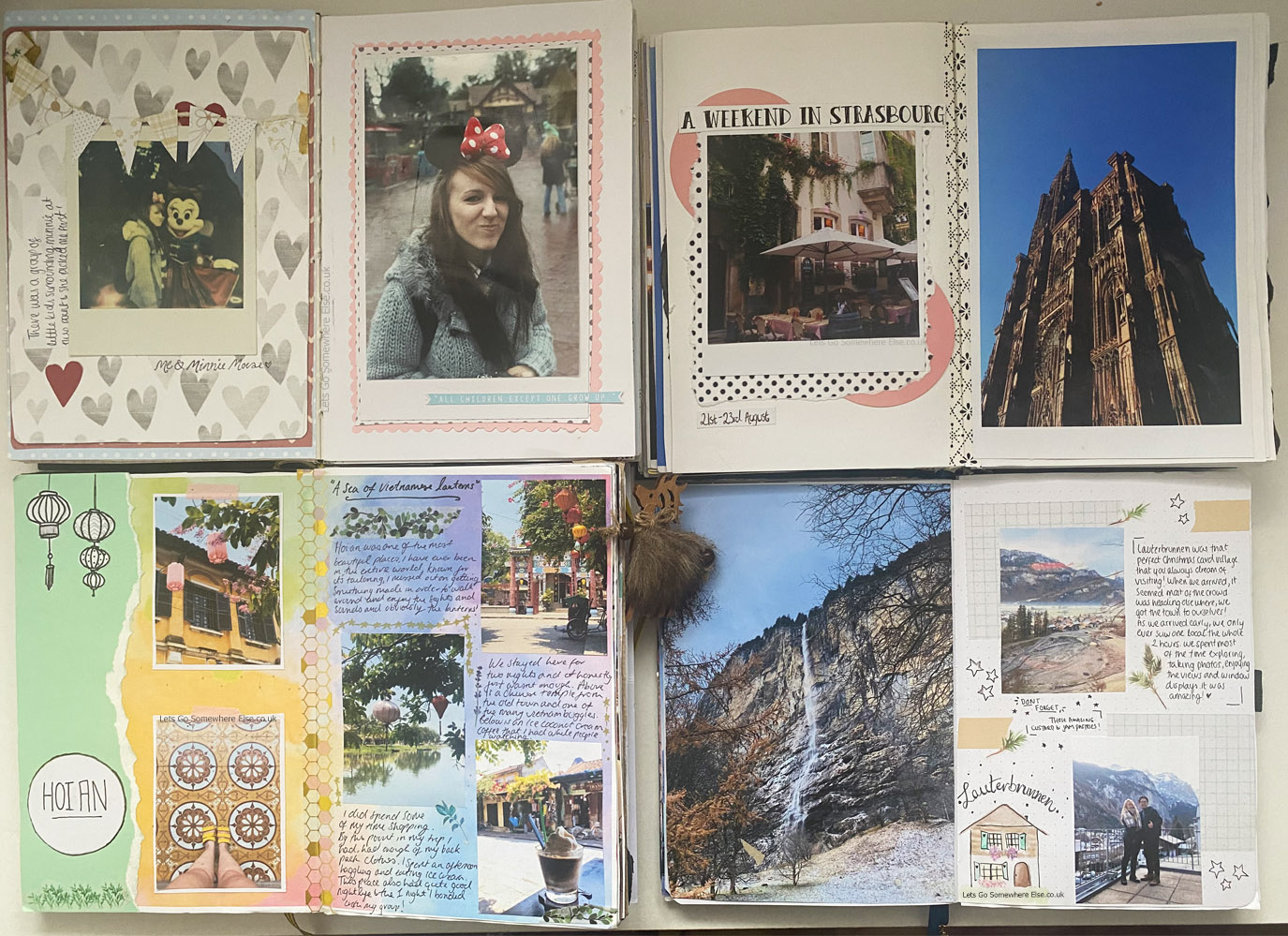 Travel Journal History