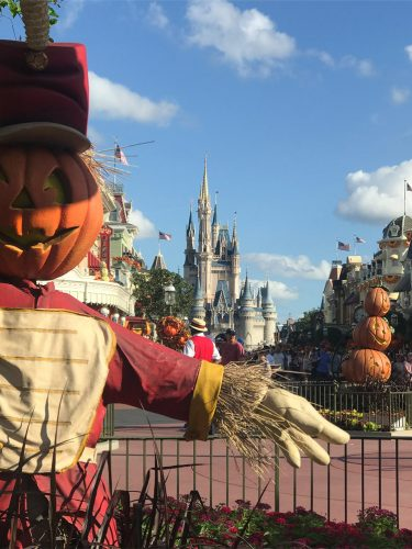 REVIEW: HALLOWEEN AT DISNEY WORLD